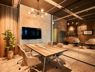 Meeting Room ミーティングルーム